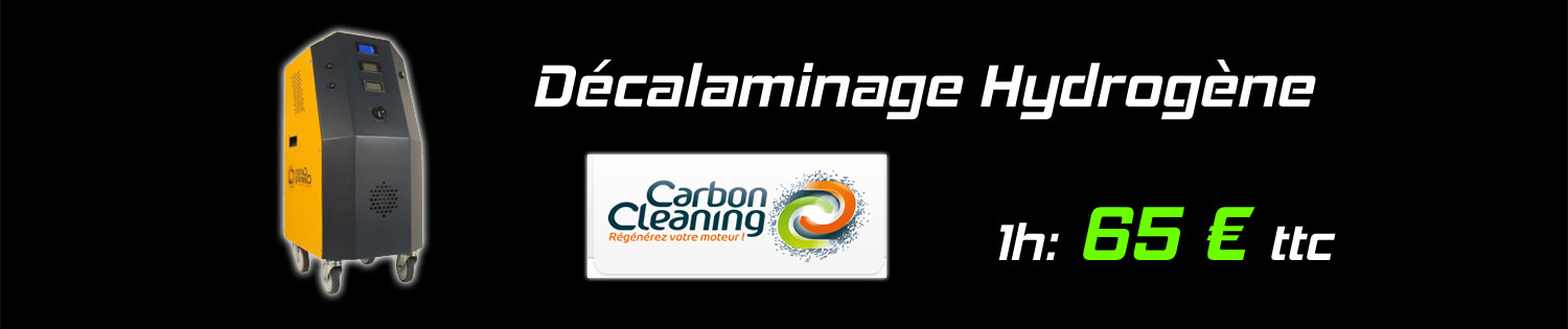 Decalaminage moteur Carbon Cleaning